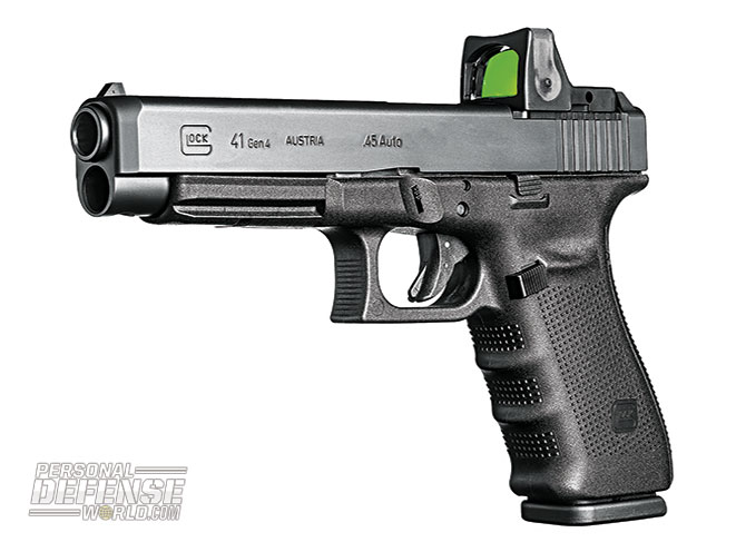 G41 Glock 2015 buyers guide Gen4 in MOS configuration