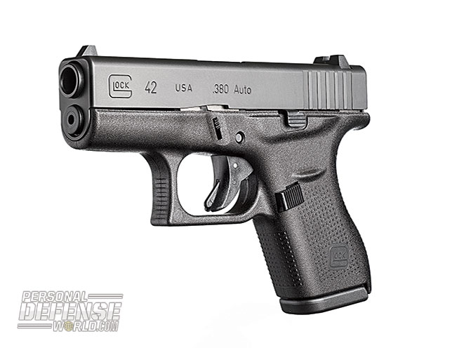 Glock 2015 buyers guide G42 Gen4