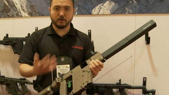 KRISS Vector CRB, KRISS, KRISS Rifle