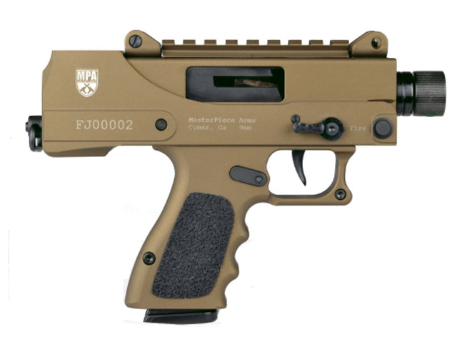MasterPiece Arms Unveils the New MPA930DMG