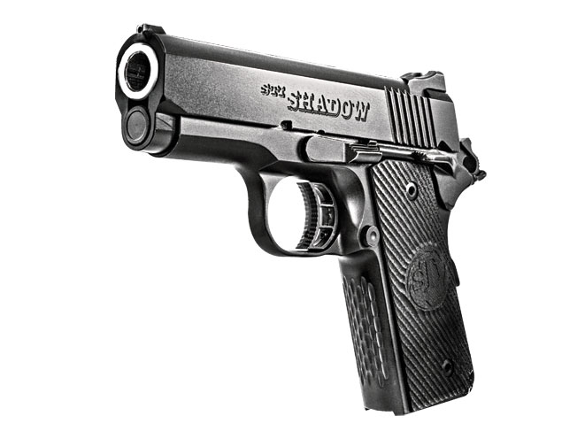 STI Shadow, concealed carry, compact handguns