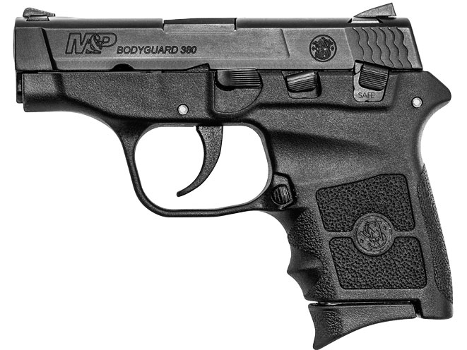 8 Smith & Wesson Compact Defenders