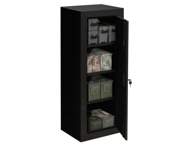 Stack On Fire Ammo Security Cabinet