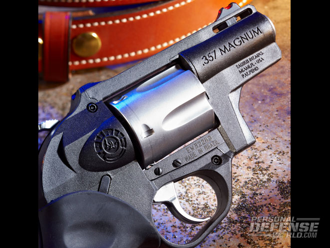 Taurus DT  357 Mag Revolver: Gun Review