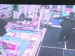Cleveland Armed Robber, armed robber, cleveland deli armed robber