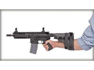 BATFE, SB15 brace, pistol brace, stabilizing brace