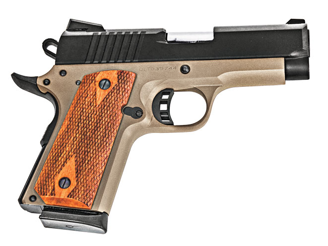 Top 13 Compact 1911 Handguns for Concealed Carry