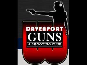 Davenport Guns and Shooting Club, GUN STORE