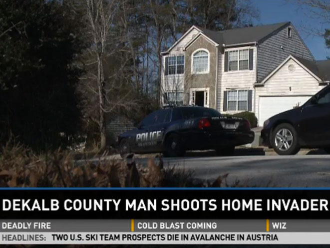 burglar, georgia burglar, georgia homeowner shoots burglar