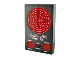 LaserLyte Score Tyme Laser Trainer Target, laserlyte, score tyme, laser training target, score tyme laser trainer target