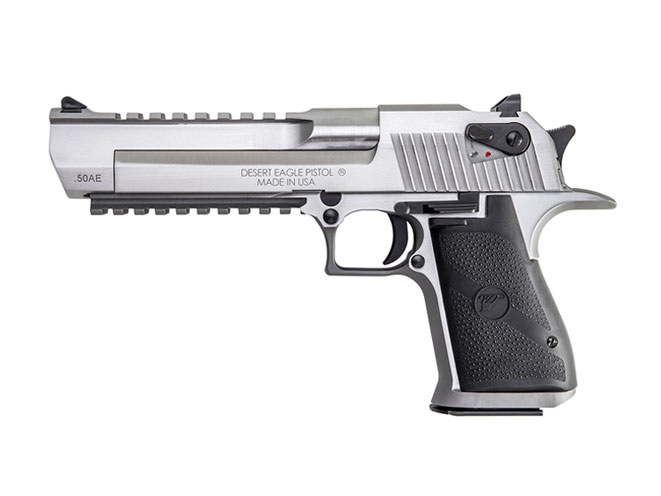 Magnum Research Desert Eagle .50 AE, desert eagle, stainless steel desert eagle