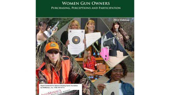 NSSF, women gun owners