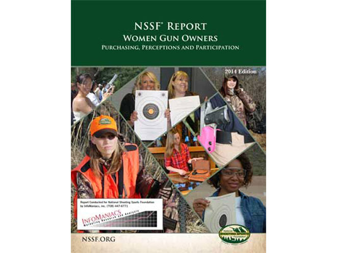 NSSF, women gun owners
