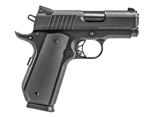 Para Executive Carry, concealed carry, compact handguns