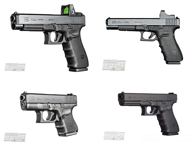 Glock Autopistols 2015 Buyer's Guide lead