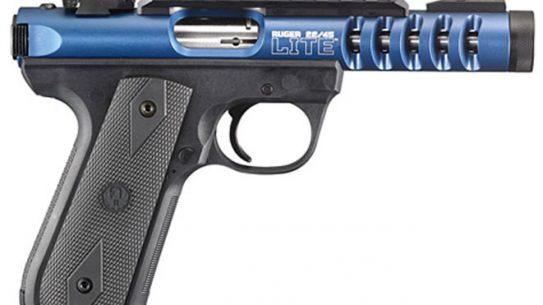 Ruger 22/45 Lite Rimfire Pistol, 22/45 Lite, ruger rimfire pistol