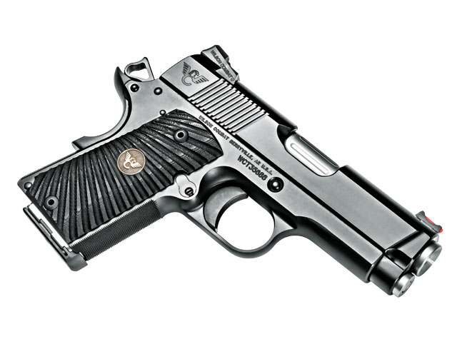Wilson Combat Ultralight Sentinel, concealed carry, compact handguns