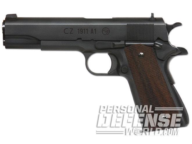 1911, 1911 pistols, 1911 guns, 1911 gun, concealed carry, CZ 1911-A1