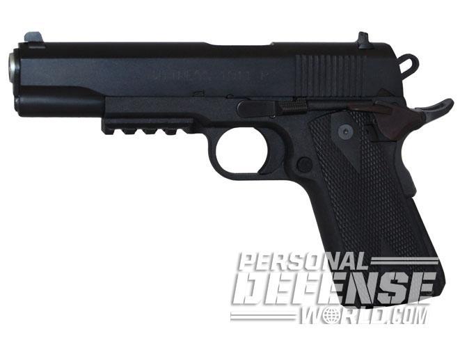 1911, 1911 pistols, 1911 guns, 1911 gun, concealed carry, EAA Witness elite 1911 polymer