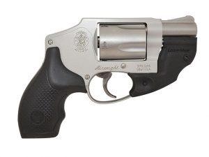 Smith & Wesson Model 642 LaserMax