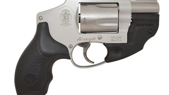 Smith & Wesson Model 642 LaserMax
