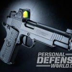 1911, 1911 pistols, 1911 guns, 1911 gun, concealed carry, nighthawk shadow hawk government trijicon RMR
