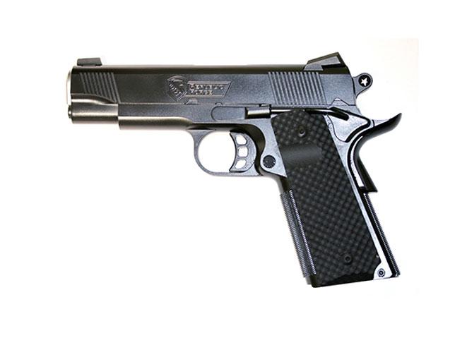 complete book of handguns, republic forge, republic forge patriot