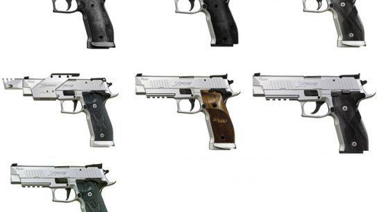 Sig Sauer, Sig Sauer X-Five pistols