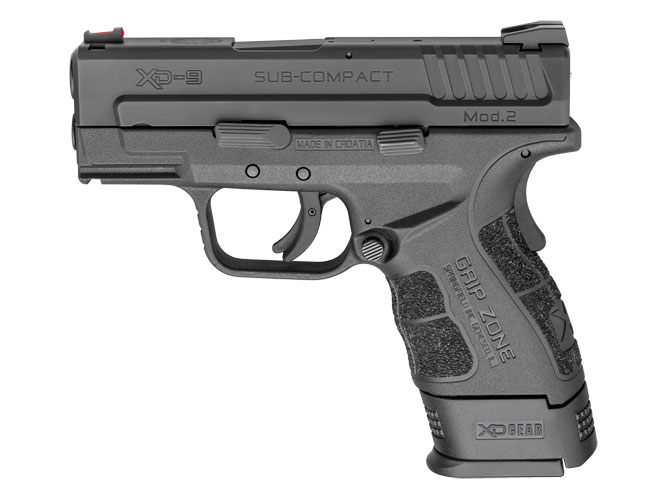 Springfield Armory XD Mod.2, springfield armory, xd mod.2, mod.2, springfield armory mod.2, home invasion, concealed carry