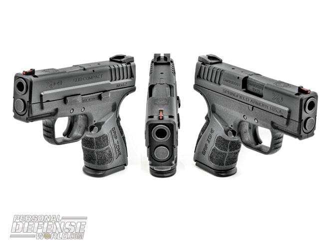 Springfield Armory XD Mod 2: Gun Review