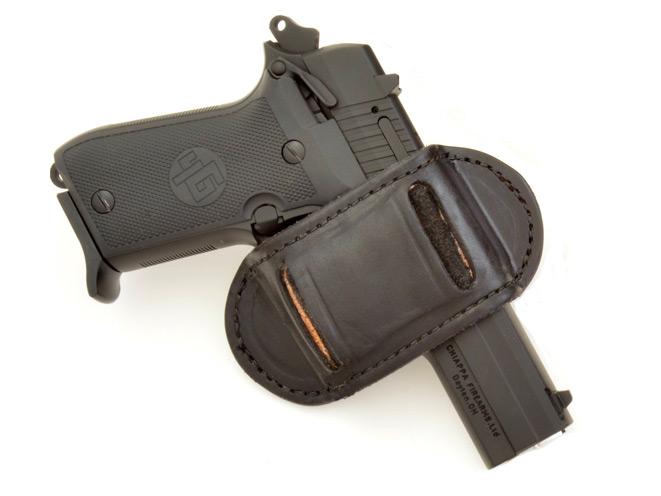 Chiappa MC 14, Chiappa MC 14 Holster, holsters, holster, frontier gunleather auto-quick