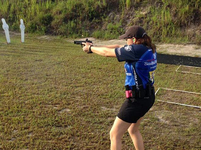 Randi Rogers, Randi Rogers shooting, Randi rogers USPSA,