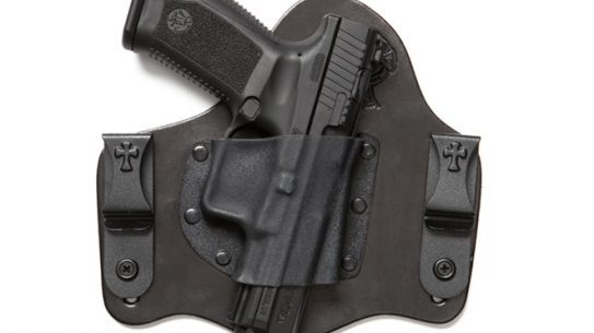 Canik TP9SA, Canik TP9SA crossbreed holsters, crossbreed holsters