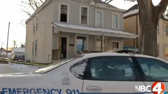 intruder, female homeowner kills intruder
