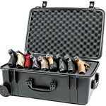 combat handguns, pistol storage, gun storage, gun safe