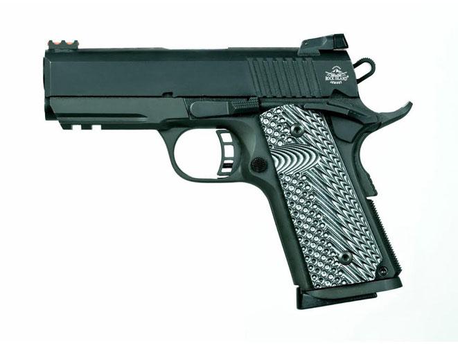 complete book of handguns, rock island armory compact, rock island armory
