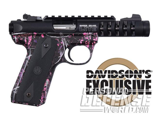 lite muddy girl, Ruger 22/45 Lite Muddy Girl, ruger, lite muddy girl, 22/45 lite muddy girl, ruger 22/45