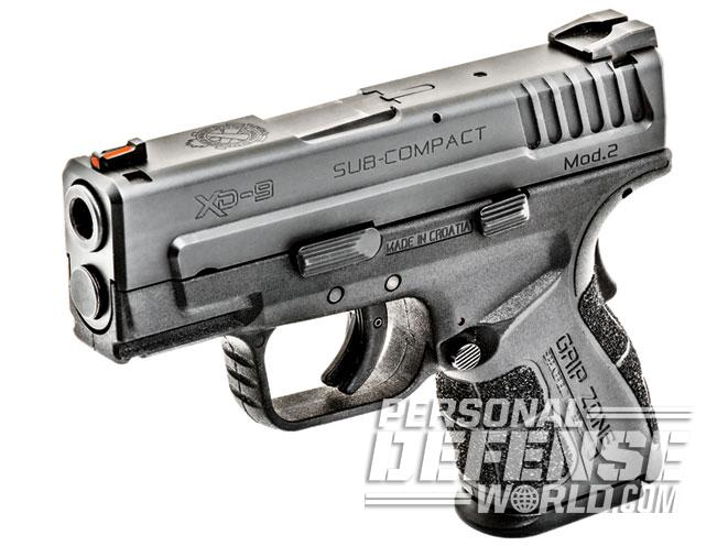 Top 12 Concealed Carry Pistols