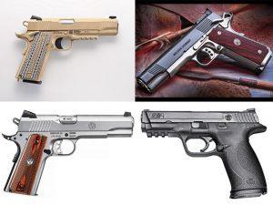 10 Full-Size CCW Classics, CCW, CCW Pistols, concealed carry, concealed carry pistols