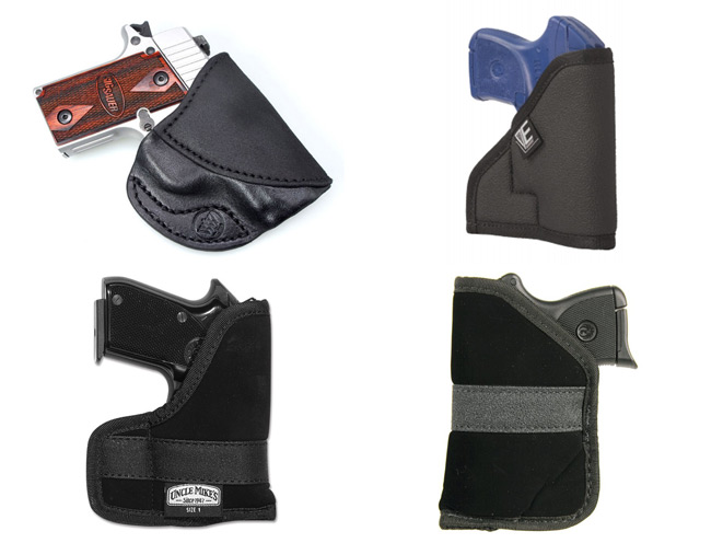 23 Undercover Pocket Holsters For Concealed Carry