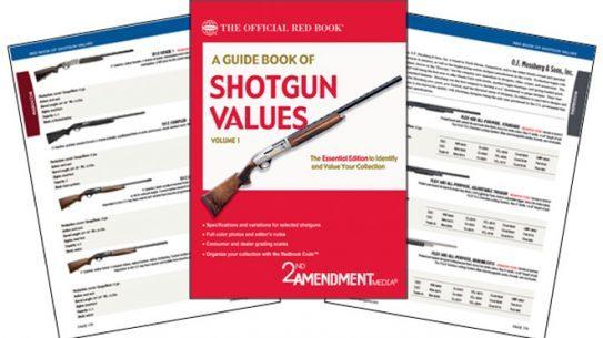 A Guide Book of Shotgun Values Volume 1, A Guide Book of Shotgun Values