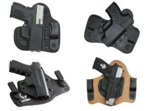 inside the waistband, inside the waistband holsters, iwb, iwb holsters