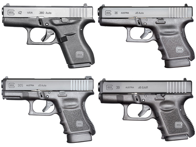 8 Subcompact Glocks For Pocket Friendly Security