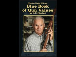 Blue Book of Gun Values, Blue Book of Gun Values 36th edition