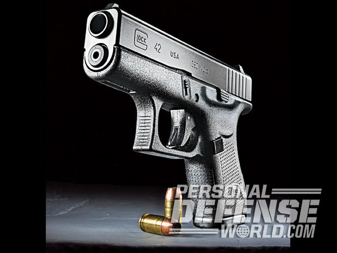 Small On Size, Not Power: The GLOCK 42  380 Auto