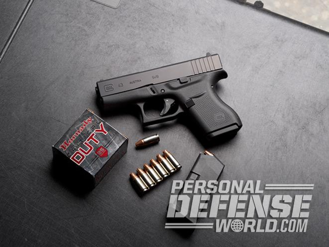 Glock 43: An Ultra-Slim, Easy-To-Conceal 9mm