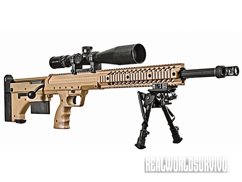 13 CQB Bullpups Self-Defense Desert Tech SRS-A1