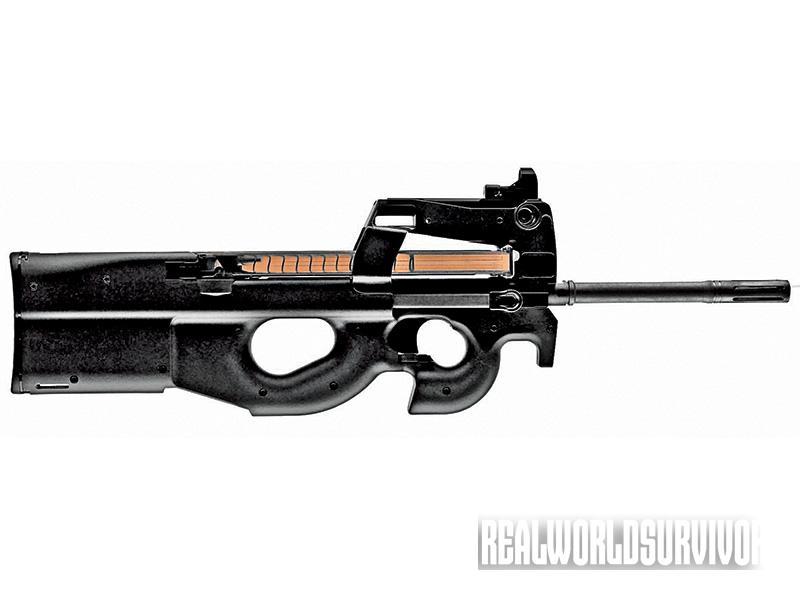 13 CQB Bullpups Self-Defense FN PS90