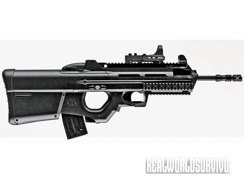 13 CQB Bullpups Self-Defense FN FS2000 CQB