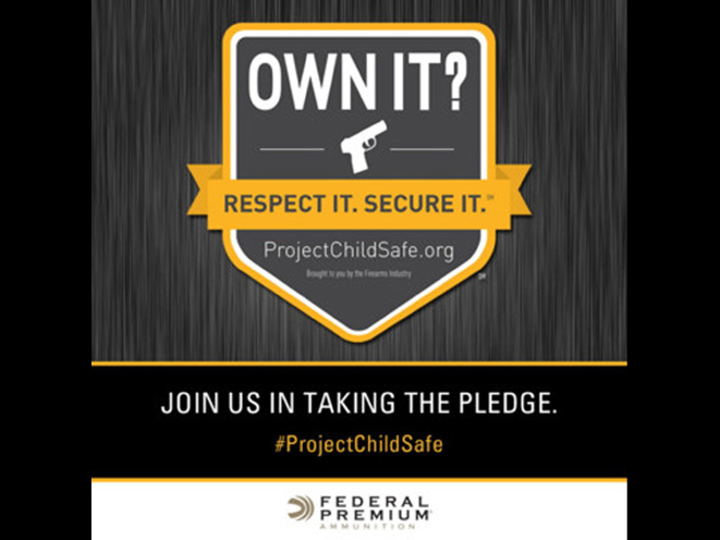 Project ChildSafe, Project ChildSafe federal premium, Project ChildSafe julie golob